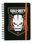 Call of Duty Black Ops 3 A5 Black COD Notebook 15x21cm