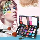 26 Colors Eye Shadow Foundation Lip Gloss Powder Blush Makeup Cosmetic Palette