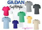 Gildan Plain Ring Spun, Soft Style T Shirts