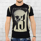 Religion T-Shirt Herren Skull 13 schwarz Männer Shirt Men's Clothing Tee black