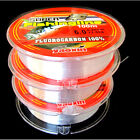 Fishing Line Strong Japanese 100m Nylon Transparent Fluorocarbon Fishing Tackle