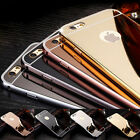 Aluminum Ultra-thin Mirror Shine Case Cover for IPhone 6 plus, 6 S plus Apple