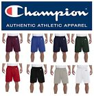 Champion Men's Athletic Cotton Gym Shorts 6'' No Pockets Workout Basketball 8187