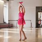 In Stock LIMITED EDITION Pink Sequin Tap Modern Jazz Dress All Sizes