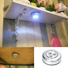 Home Travel 3 LEDs Light Stick Tap Touch Night Outdoor Emergency Car Closet Lamp