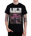 A Day To Remember Bad Vibrations Mens Black T Shirt Tours S - XXL