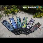 Reef Runner Gear Spearfishing & Freediving Skins for Fins- Protective Camouflage