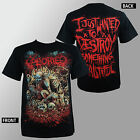 Authentic ABORTED Band Godmachine T-Shirt S M L XL 2XL 3XL NEW