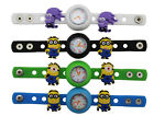 Kids DIY Watch + 10 Despicable Me Charms Party kids Gift Toy