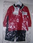 NWTS RALPH LAUREN LONG-SLEEVE BIG PONY POLO & PANT SET SUISSE INFANT 9 MONTH NEW