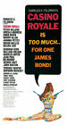 Home Wall Art Print - Vintage Movie Film Poster - CASINO ROYALE 3 - A4,A3,A2,A1 £19.99 GBP on eBay