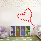 Love Hearts Wall Stickers Decal Car Graphic Home Stencil Transfer Decoration 99p