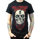 Hollywood Undead TShirt Day of the Dead Skull Mens Tee Black Tours S - XXL