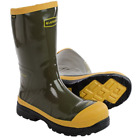 "LaCrosse SPOG 12"" Waterproof Work Boots 8 D - Safety Toe Chemical Resistant ASTM"