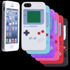 Hot Retro Stylish Gameboy Game Boy Silicone Gel Cover Case Skin for iPhone 5 5G