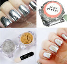 Nail Glitter Mirror Powder Chrome Dust Nail Art Pigment Manicure Decoration Tips