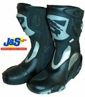ARLEN NESS M101 1064 MOTORCYCLE BOOTS TRACK DAYS RACING SPORTS MOTORBIKE  SAVE££