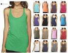 Next Level Ladies Triblend Racerback Tank Top Women's Tank S-2XL 6733
