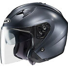 HJC IS-33 Solid Helmet Anthracite
