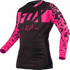 Fox Racing Womens Black/Pink 180 Dirt Bike Jersey MX ATV 2016