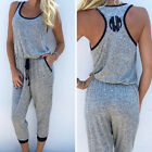 Fashion Womens Summer Clubwear Playsuit Party Jumpsuit&Romper Long Trousers