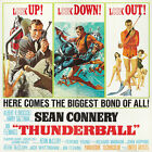 Home Wall Print - Vintage Movie Film Poster - THUNDERBALL 5 - A4,A3,A2,A1 £19.99 GBP on eBay