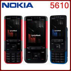 Nokia 5610 Xpress Music Unlocked GSM Camera Bluetooth MP3 Wifi 3.15MP Cell Phone