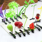 1PCS Fashion Hairpin Grass Flower Children Adult Cute Hair Clips Lovely Gift