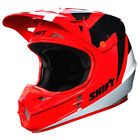 17231-003 Shift WHIT3 label Tarmac Red Helmet Adult Motorcycle MX ATV  ECE DOT