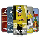 OFFICIAL STAR TREK ICONIC CHARACTERS TOS SOFT GEL CASE FOR HTC PHONES 2