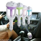 JP Portable Cool Water Mini Mist Car Aromatherapy Humidifier Filter Air Purifier