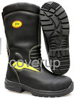 JOLLY 9005/GA LEATHER FIREFIGHTER FIRE ULTIMATE RIGGER BOOTS GORETEX WATERPROOF