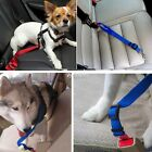 Vogue Adjustable Dog Cat Pet Safety Seatbelt Car Vehicle Seat Belt Harness Lead