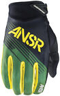 Answer Syncron 2015 MX Offroad Gloves Forest Green