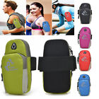 "5.5"" Mini Arm Bag Armband Running Cyling Bike Jogging Pouch Sport Phone Box"