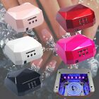 36W Nail Art Nail Dryers LED Curing Cure 1pcs Professional Machine Dryer DZ88