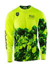 NEW 2017 TROY LEE DESIGNS SE GRAVITY MOTO DIRTBIKE JERSEY YELLOW ALL SIZES