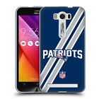 OFFICIAL NFL NEW ENGLAND PATRIOTS LOGO SOFT GEL CASE FOR AMAZON ASUS ONEPLUS