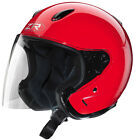 Z1R Ace Solid Helmet Red