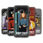 OFFICIAL STAR TREK ICONIC CHARACTERS TNG HARD BACK CASE FOR HTC PHONES 1