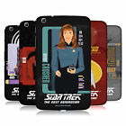OFFICIAL STAR TREK ICONIC CHARACTERS TNG HARD BACK CASE FOR SAMSUNG TABLETS 2