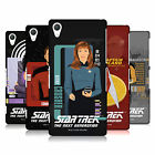 OFFICIAL STAR TREK ICONIC CHARACTERS TNG HARD BACK CASE FOR SONY PHONES 2