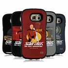 OFFICIAL STAR TREK ICONIC CHARACTERS TNG HYBRID CASE FOR SAMSUNG PHONES