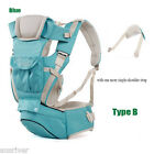 Brand New Multi-Functional Newborn Infant Baby Carrier Shoulder Strap Breathable