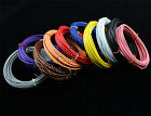 Top Flexible 16AWG ~30AWG Stranded UL1007 Wire Cable Cord Hook-up DIY Electrical