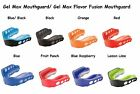 Shock Doctor Adult Gel Max Mouthguard/ Gel Max Flavor Fusion Mouthguard +