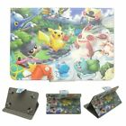 "Pikachu Pokemon Series Tablet Case for Universal 7"" 7.9"" PU Leather Stand Cover"