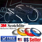 3M Reflective Safety Self-Adhesive DIY Striping Tape Sticker Decal 150FT / Roll