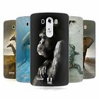 HEAD CASE DESIGNS WILDLIFE SOFT GEL CASE FOR LG PHONES 1