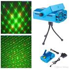 6in1 Mini Projector DJ DMX Disco Light Stage R&G Party Laser Lighting Show